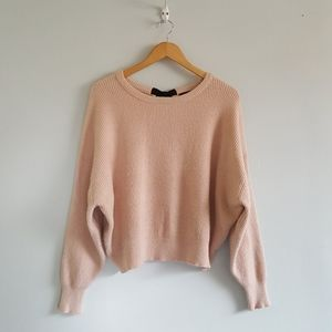 [Zara] Oversized Knit Sweater